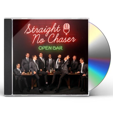 STRAIGHT NO CHASER OPEN BAR CD