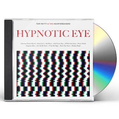 Tom Petty and the Heartbreakers Hypnotic Eye CD