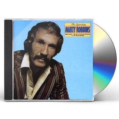 Marty Robbins LEGENDARY CD