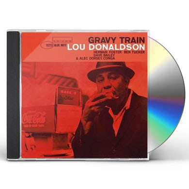 Lou Donaldson GRAVY TRAIN CD