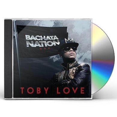Toby Love  BACHATA NATION CD