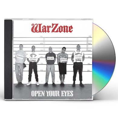 OPEN YOUR EYES CD