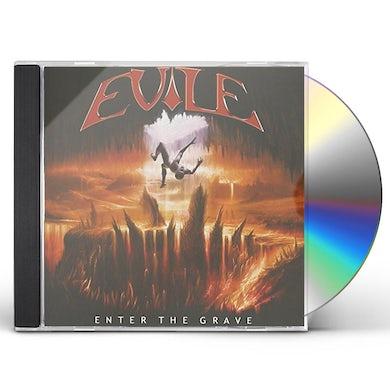 Evile ENTER GRAVE CD