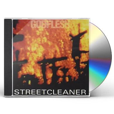 Godflesh STREETCLEANER CD