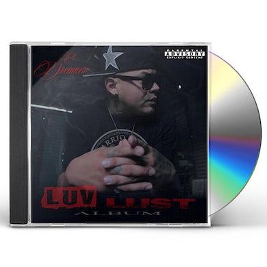 Dreamer LUV LUST ALBUM CD