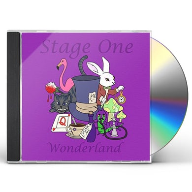 Stage One WONDERLAND CD