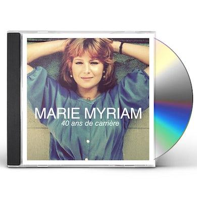 40 ANS DE CARRIERE CD