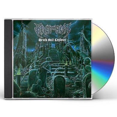 Revel In Flesh DEATH KULT LEGIONS CD