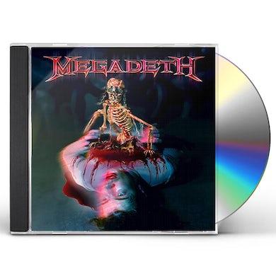 Megadeth WORLD NEEDS A HERO (2019 REMASTER) CD