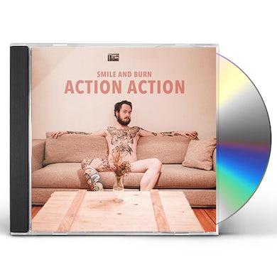 Smile & Burn ACTION ACTION CD