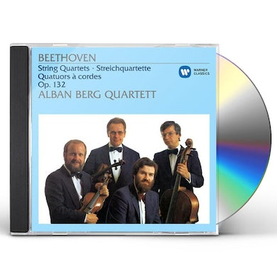 Alban Berg Quartett BEETHOVEN: STRINGS QUARTET NO.15 CD