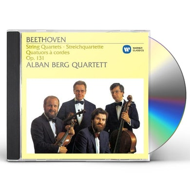 Alban Berg Quartett BEETHOVEN STRING QUARTETT NO.14 CD