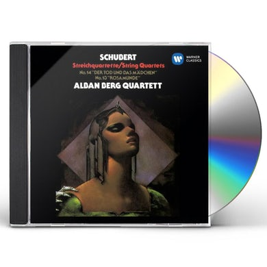 Alban Berg Quartett SCHUBERT: STRING QUARTETS CD