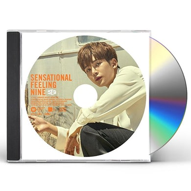 SF9 SENSATIONAL FEELING NINE: RO WOON VERSION CD