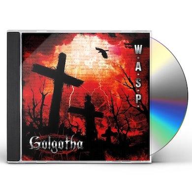 W.A.S.P GOLGOTHA CD