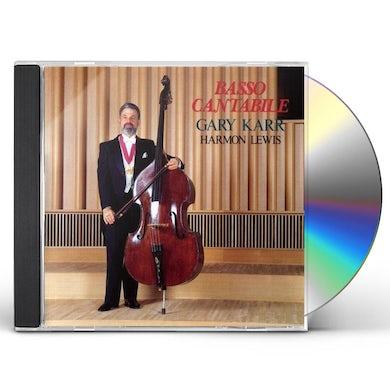 Gary Karr OMBRA MAI FU CD