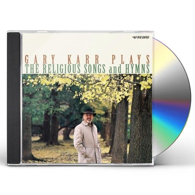 Gary Karr RELIGIOUS SONGS & HYMNS CD