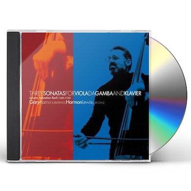 Gary Karr GAMBA SONATA 1 2 3 CD