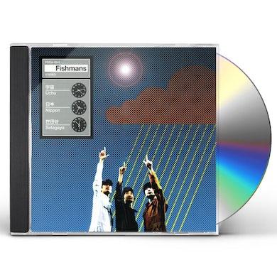 FISHMANS UCHU NIPPON SETAGAYA CD