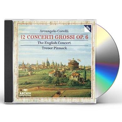 CORELLI: 12 CONCERTI GROSSI OP.6 CD