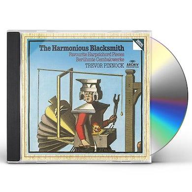 Trevor Pinnock HARMONIOUS BLACKSMITH CD