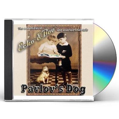Pavlov's Dog ECHO&BOO CD