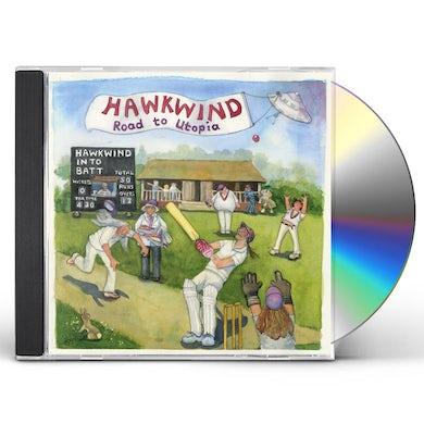 Hawkwind ROAD TO UTOPIA CD