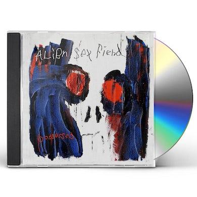 Alien Sex Fiend POSSESSED CD