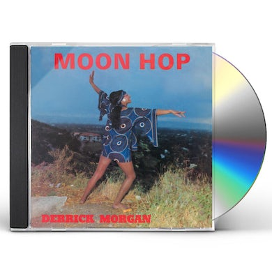 Derrick Morgan MOON HOP CD