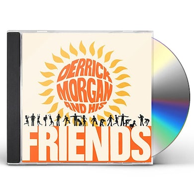 DERRICK MORGAN & HIS FRIENDS CD