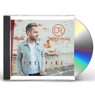 Derek Ryan  FIRE CD