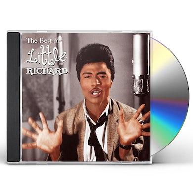BEST OF LITTLE RICHARD CD