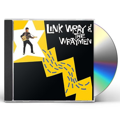 LINK WRAY & THE WRAYMEN CD