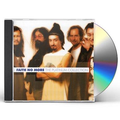 Faith No More PLATINUM COLLECTION CD