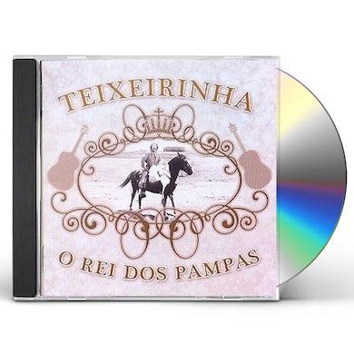 Teixeirinha REI DOS PAMPAS CD
