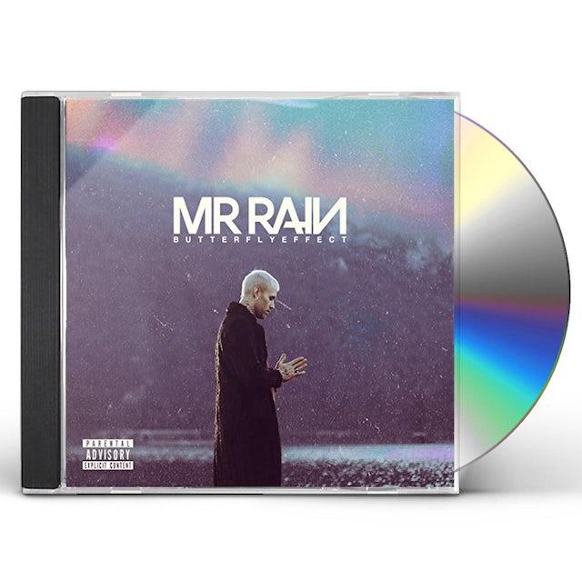 Mr Rain BUTTERFLY EFFECT CD