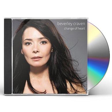 Beverley Craven CHANGE OF HEART CD
