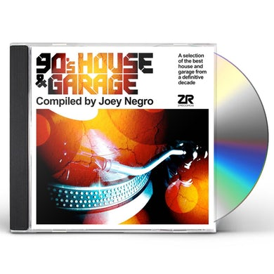 Joey Negro 90'S HOUSE & GARAGE CD