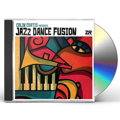 Colin Curtis PRESENTS JAZZ DANCE FUSION CD