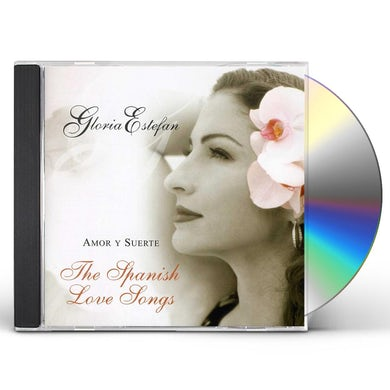 Gloria Estefan AMOR Y SUERTE (SPANISH LOVE SONGS) CD