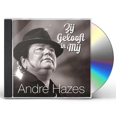 Andre Hazes ZE GELOOFT IN MIJ CD