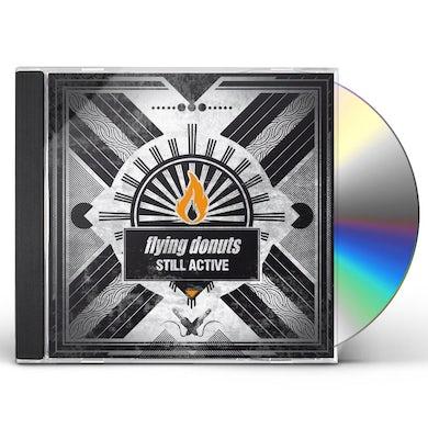 Flying Donuts STILL ACTIVE CD