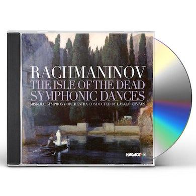 Rachmaninov ISLE OF THE DEAD SYMPHONIC DANCES CD