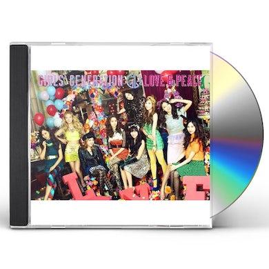 Girls' Generation LOVE & PEACE CD