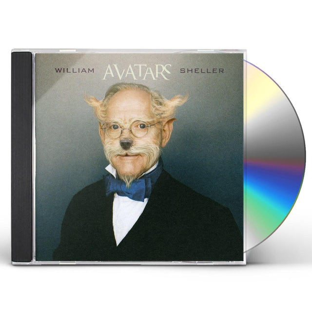 William Sheller AVATARS CD