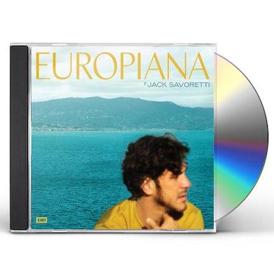 Jack Savoretti Europiana CD