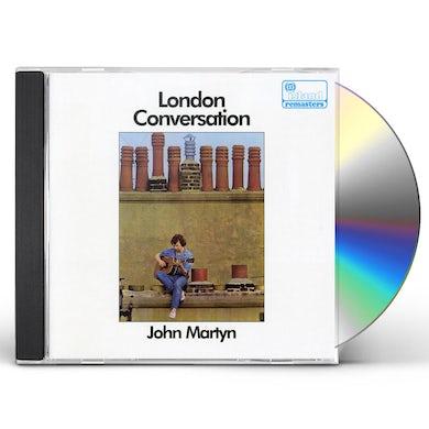 John Martyn LONDON CONVERSATION CD