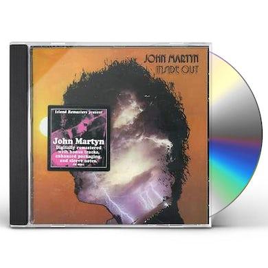 John Martyn INSIDE OUT CD
