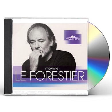 Maxime Le Forestier TALENTS CD