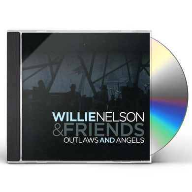 Willie Nelson OUTLAWS & ANGELS CD